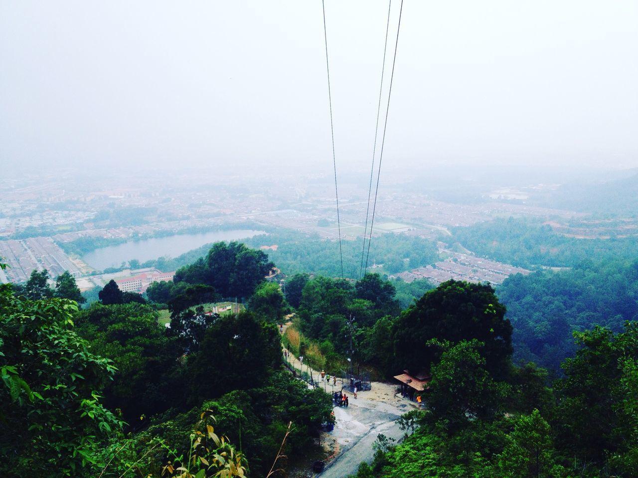 Hiking Trail Hazy Days Offdaying Exercise Enjoying The View