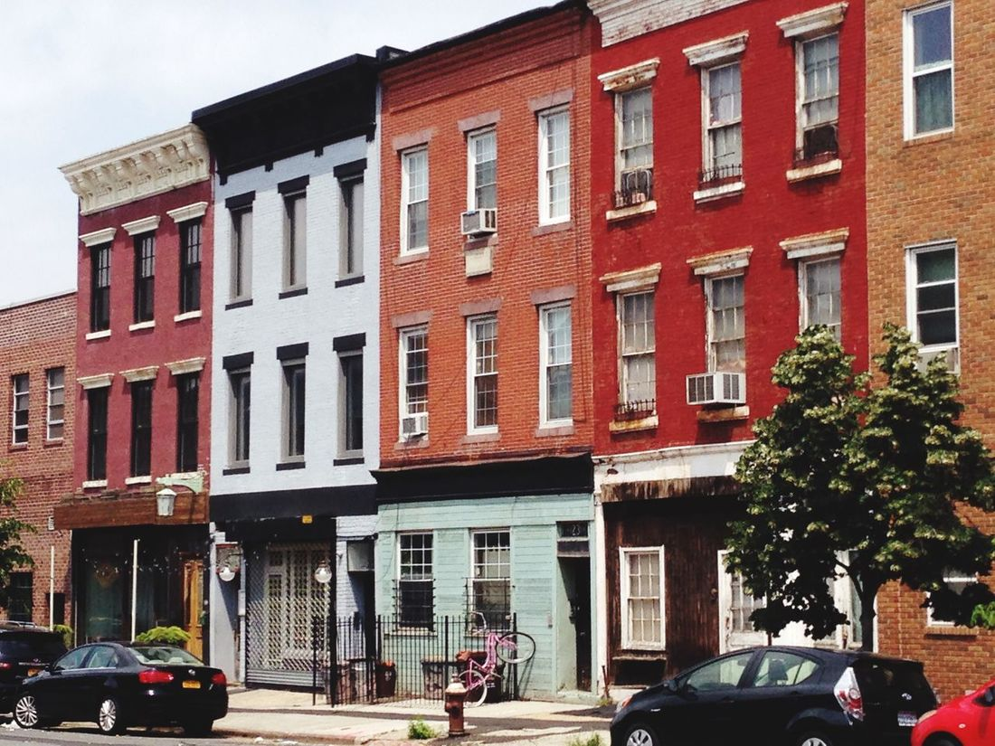 Brooklyn City Life Walking Around Escaping Urban Landscape Sightseeing