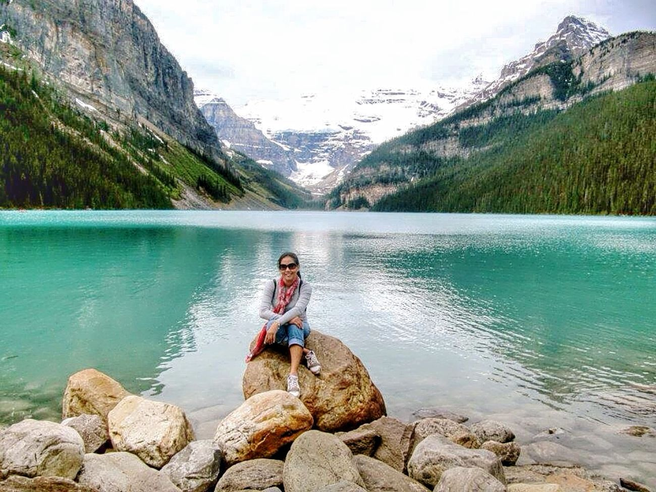 Turquoise By Motorola I love remembering! Hello World That's Me Travel Photography Landscape an old photo from Lake Louise Canada