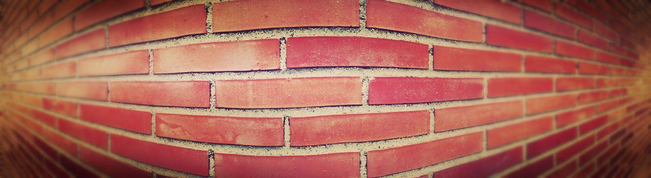 Endless wall 😉 Bricks Brick Wall Red Brick Red Bricks Red Brick Wall Wall Weird Weirdography Urban Geometry Urban Photography Urbanphotography Infinity Loop