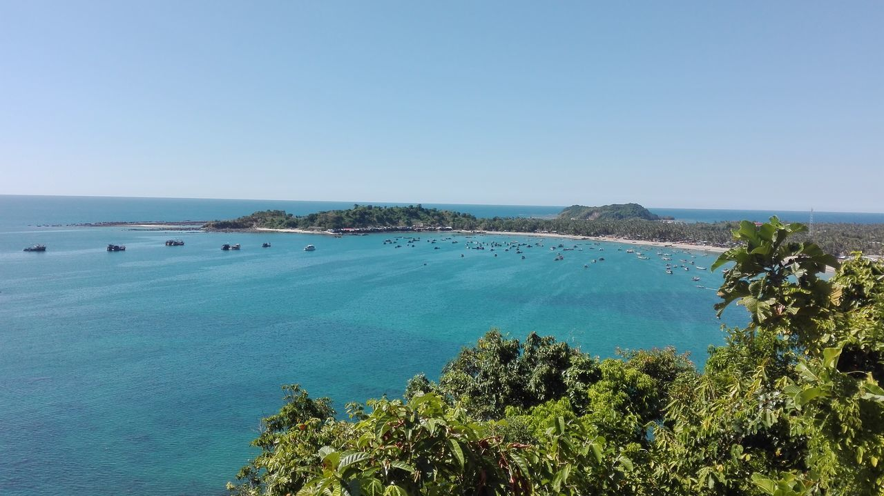 Pearl Island From Thandwe