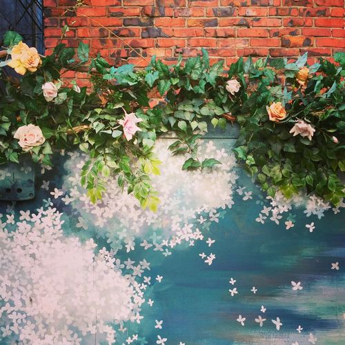 Spring Wall Painting