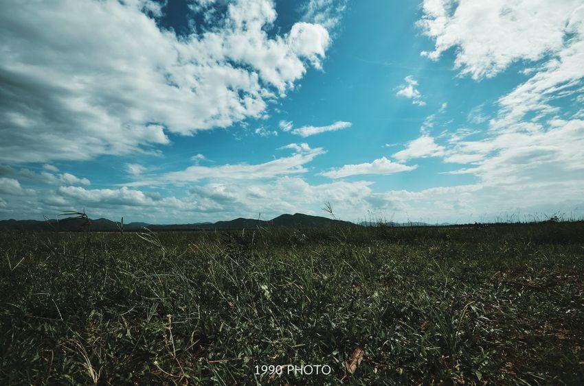 Cloud - Sky Nature Field Landscape Sky Hill Beauty In Nature