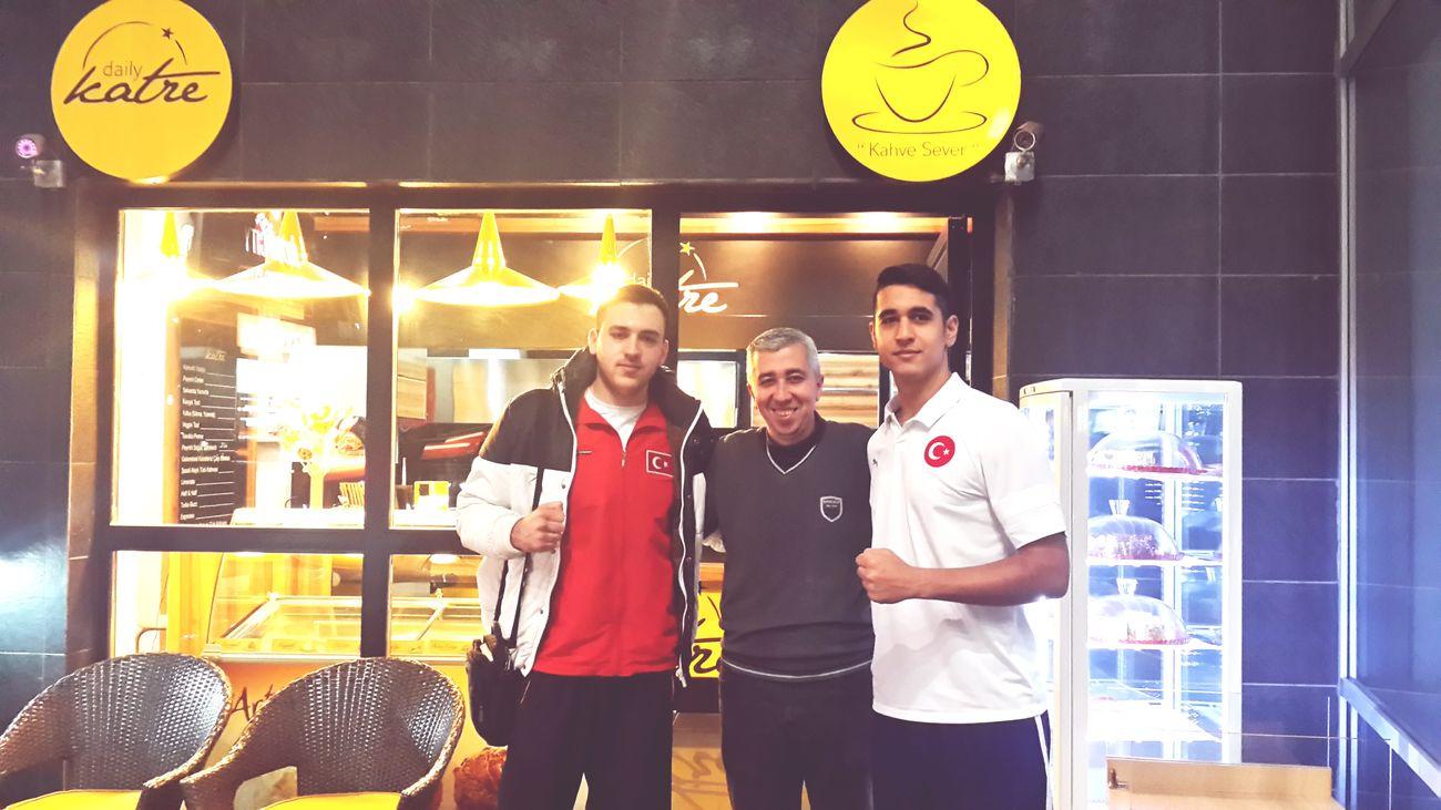 Man Kickboxing Champ Real Antalya Real Boks Sponsor