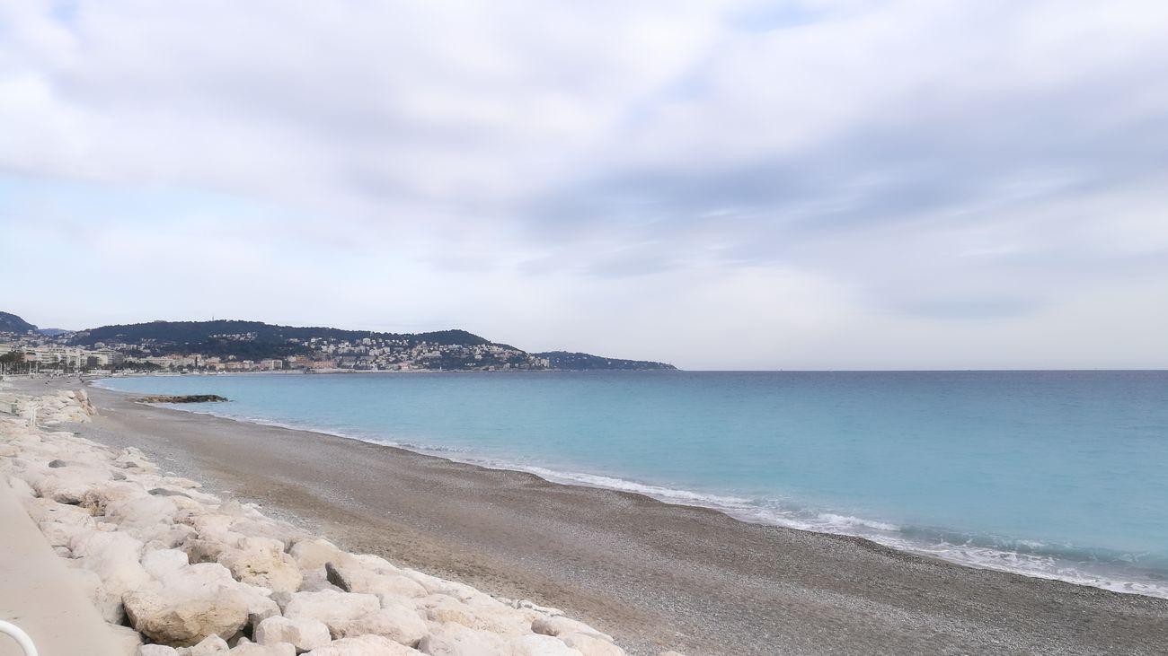 Sea Beach Horizon Over Water Water Nature