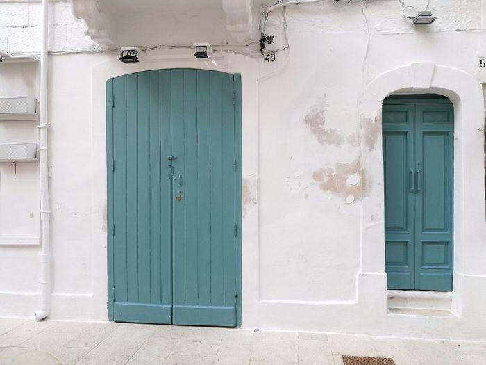 EyeEm Selects EyeEmNewHere Door Entrance Architecture House Doorway No People Town Letstravel Loveitaly🇮🇹 Polignano Apulia Iwillbeback Travel Destinations Lets Travel