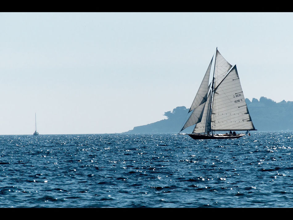 Bretagne Day Floating On Water Groix Lorient Morbihan Nature Nautical Vessel No People Outdoors Penduick Sailboat Sailing Sailing Ship Sea Sky Tabarly Water Wave Yacht Yachting île