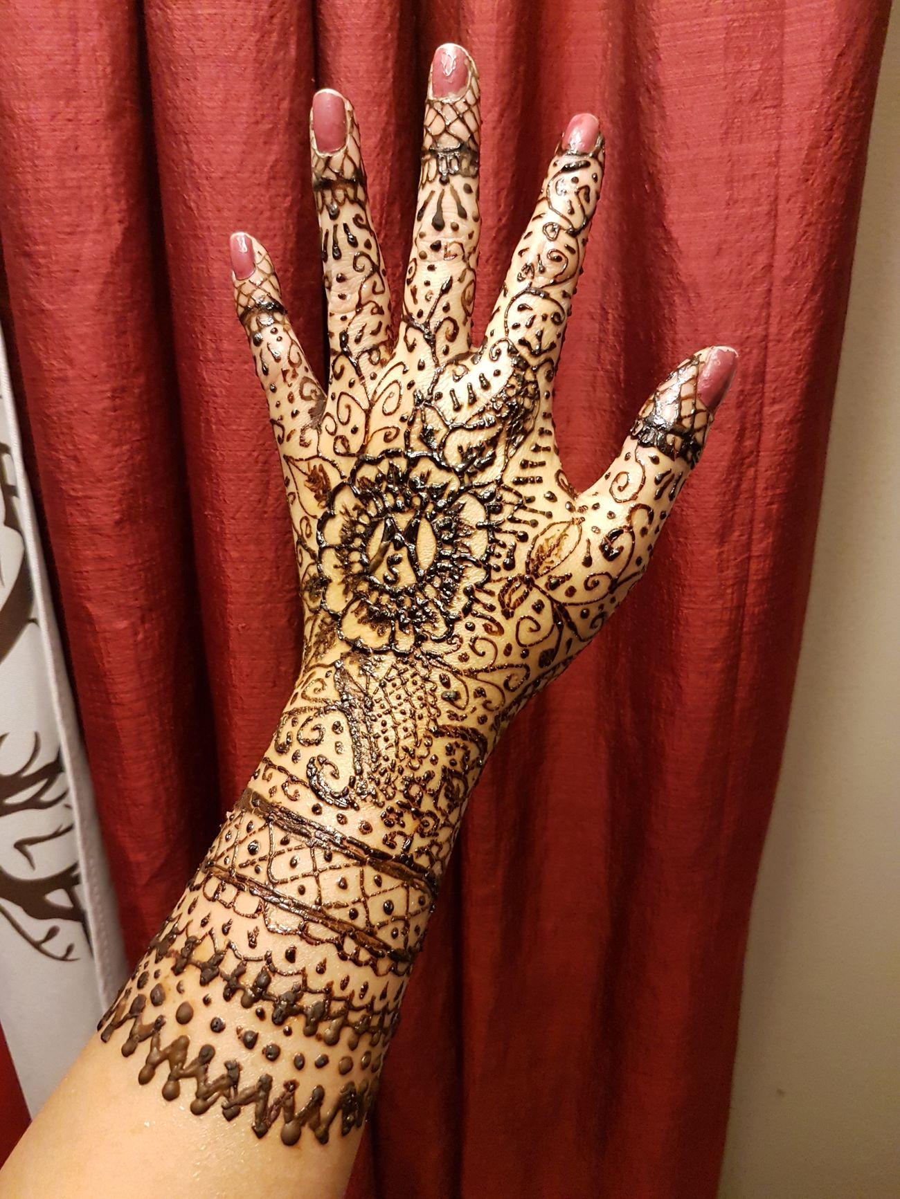 Red Human Skin Human Finger Culture Punjabiculture Punjabistyle Design Creativity Henna Tattoo Art And Craft Mehndi MehndiDesign MehndiTattoos