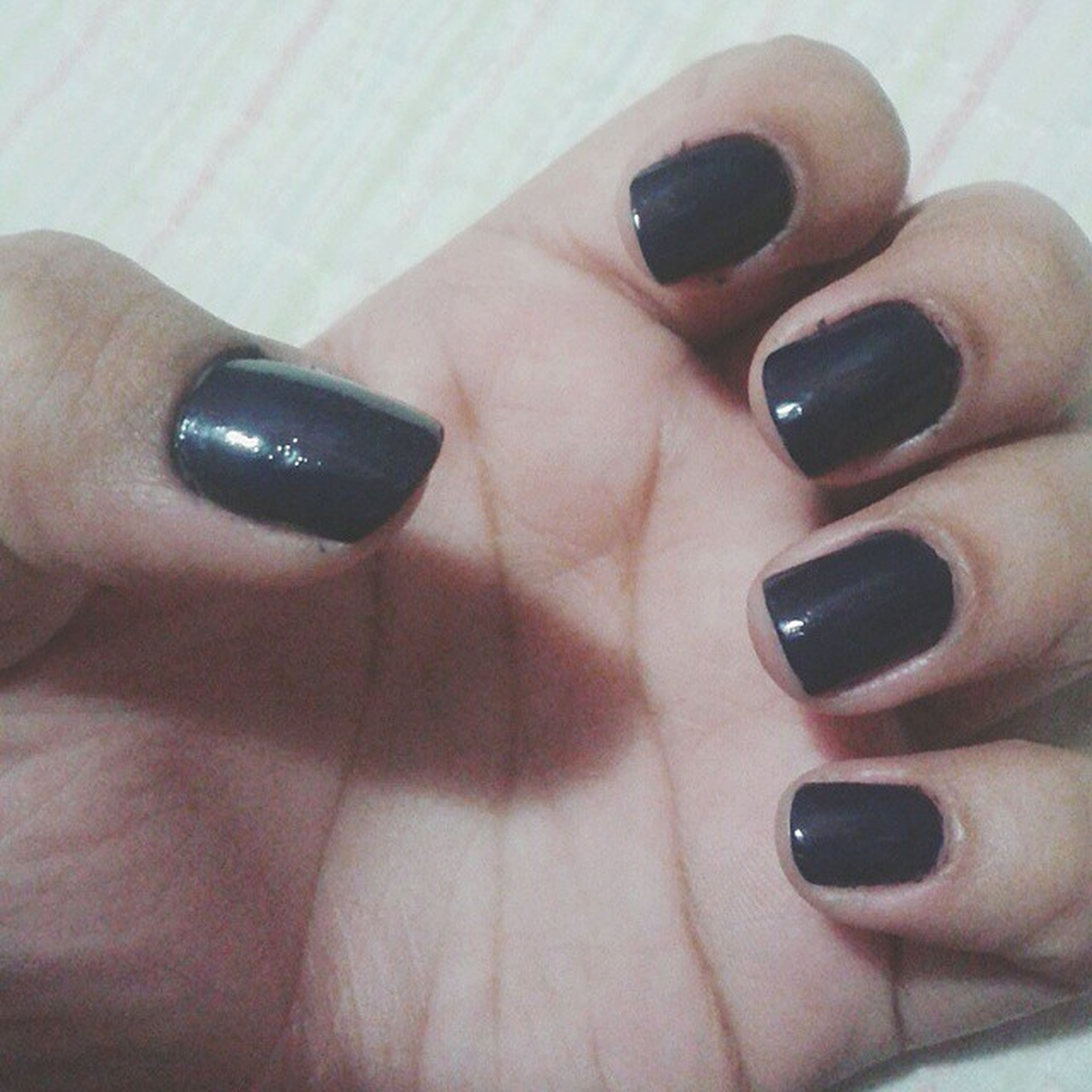 person, part of, human finger, indoors, holding, cropped, close-up, unrecognizable person, personal perspective, ring, nail polish, lifestyles, high angle view, leisure activity, palm, fashion