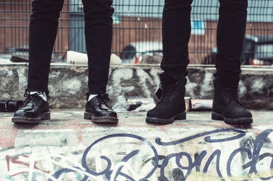 Beautiful stock photos of millennials, low section, human leg, human body part, real people