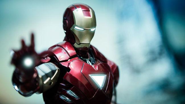 Ironman Armor Civil War Hot Toys Iron Man Iron Man 2 Iron Man 3 Iron Man Time Ironman Ironman Ar Ironman Arm Model MOVIE Movies Toy