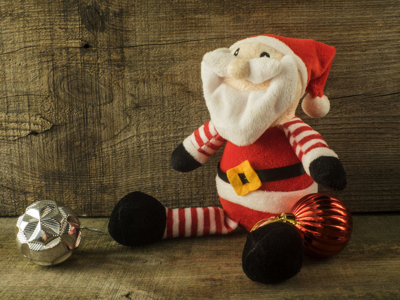 Beautiful stock photos of weihnachtsmann, toy, stuffed toy, teddy bear, indoors