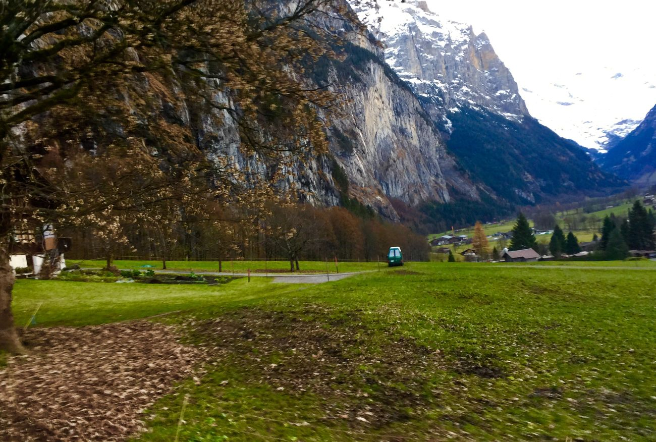 Lauterbrunnen Valley Wengen Switzerland Jungfrau 🇨🇭 Switzerland Landscape Landscape_photography Traveling Traveling Photography