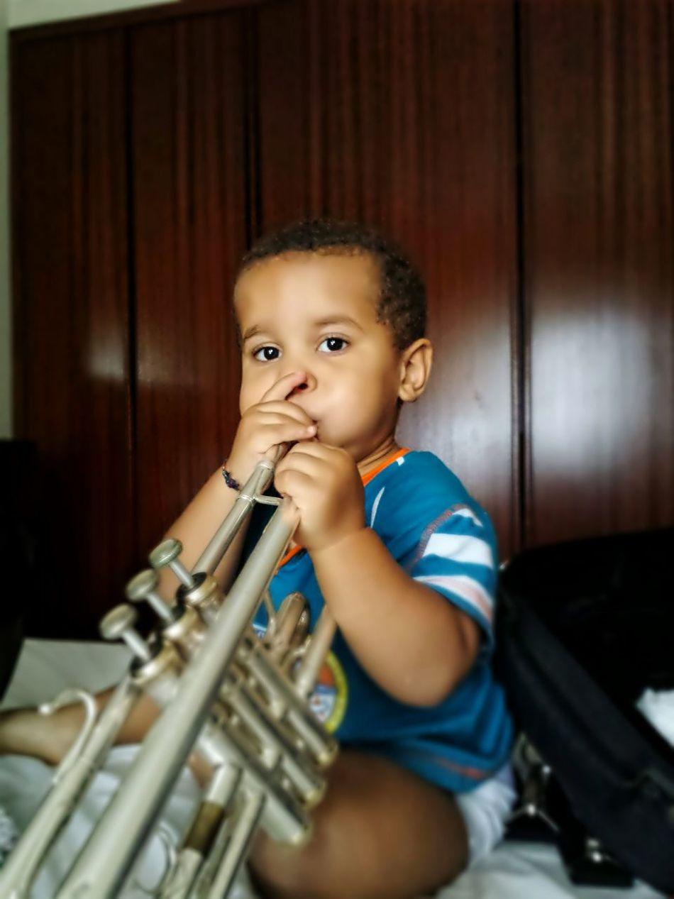 No Edit/no Filter Trumpet Life music