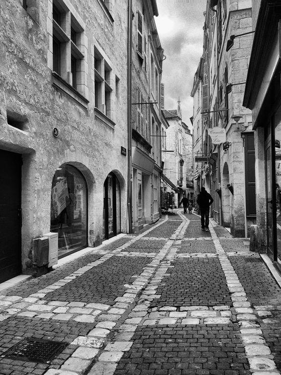 Périgueux Vieillepierre Old Street Blackandwhite Photography Black And White Street Photography