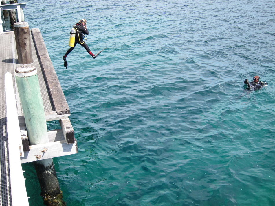 Beautiful stock photos of australien, Adventure, Aqualung - Diving Equipment, Day, Diving Flipper