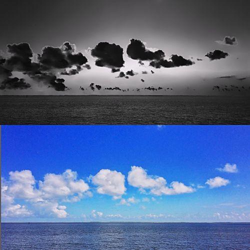 Contrasting Imagination Light Vs Dark Water Wonders East Coast Hopping Coastal Camping Bolivar Peninsula