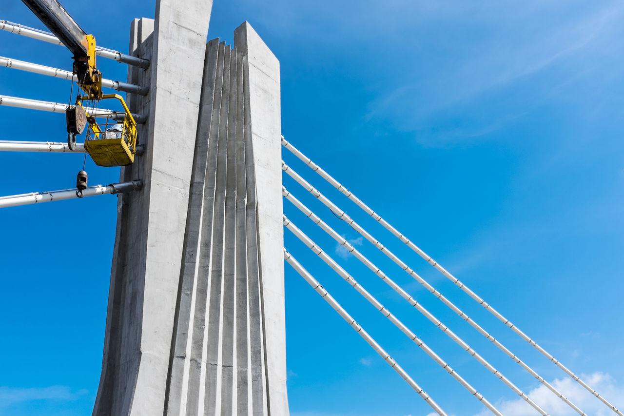 Sky Working Bridge Neighborhood Map