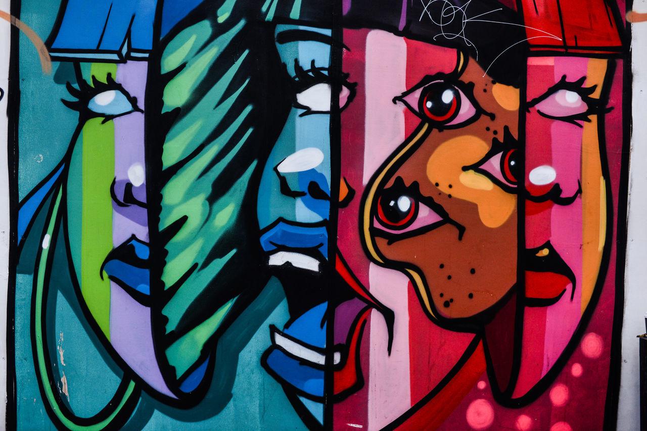 Close-up Day England Graffiti Graffiti Art Graffiti Wall Graffitiporn London London Lifestyle Londonlife LONDON❤ Manga Manga: Fan Art Multi Colored No People Outdoors People Street Street Photography Streetphotography Uk United Kingdom Urban Urban Art Urban Landscape