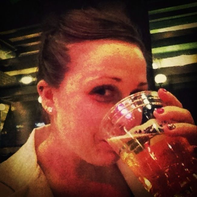 Drinking The Night Away