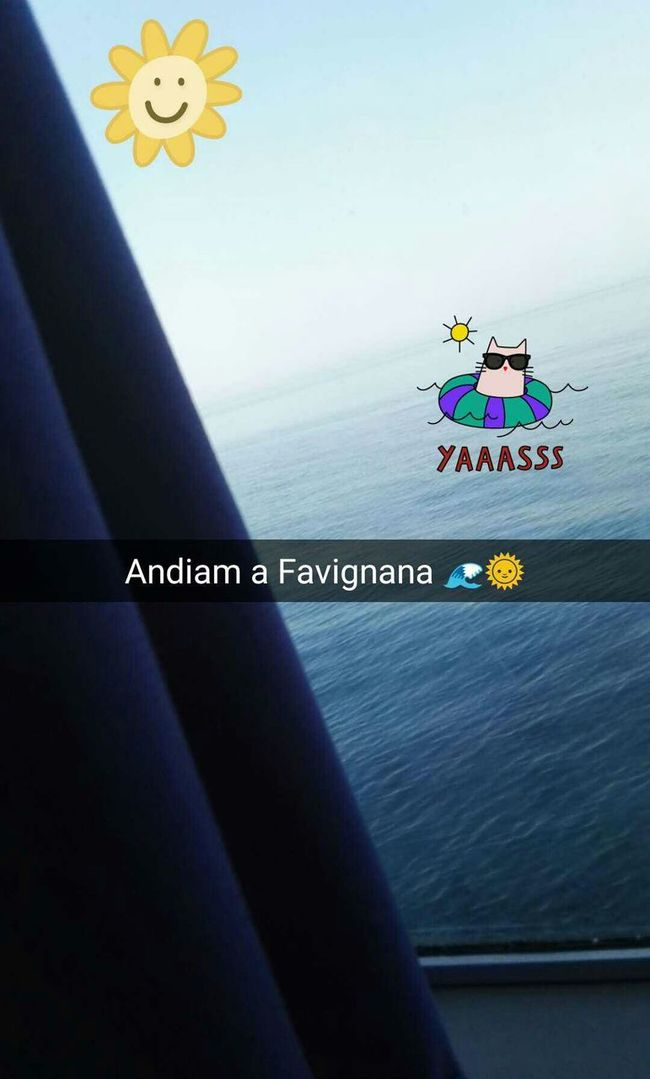 Favignana Favignana's Sea 1luglio Giornatealternative