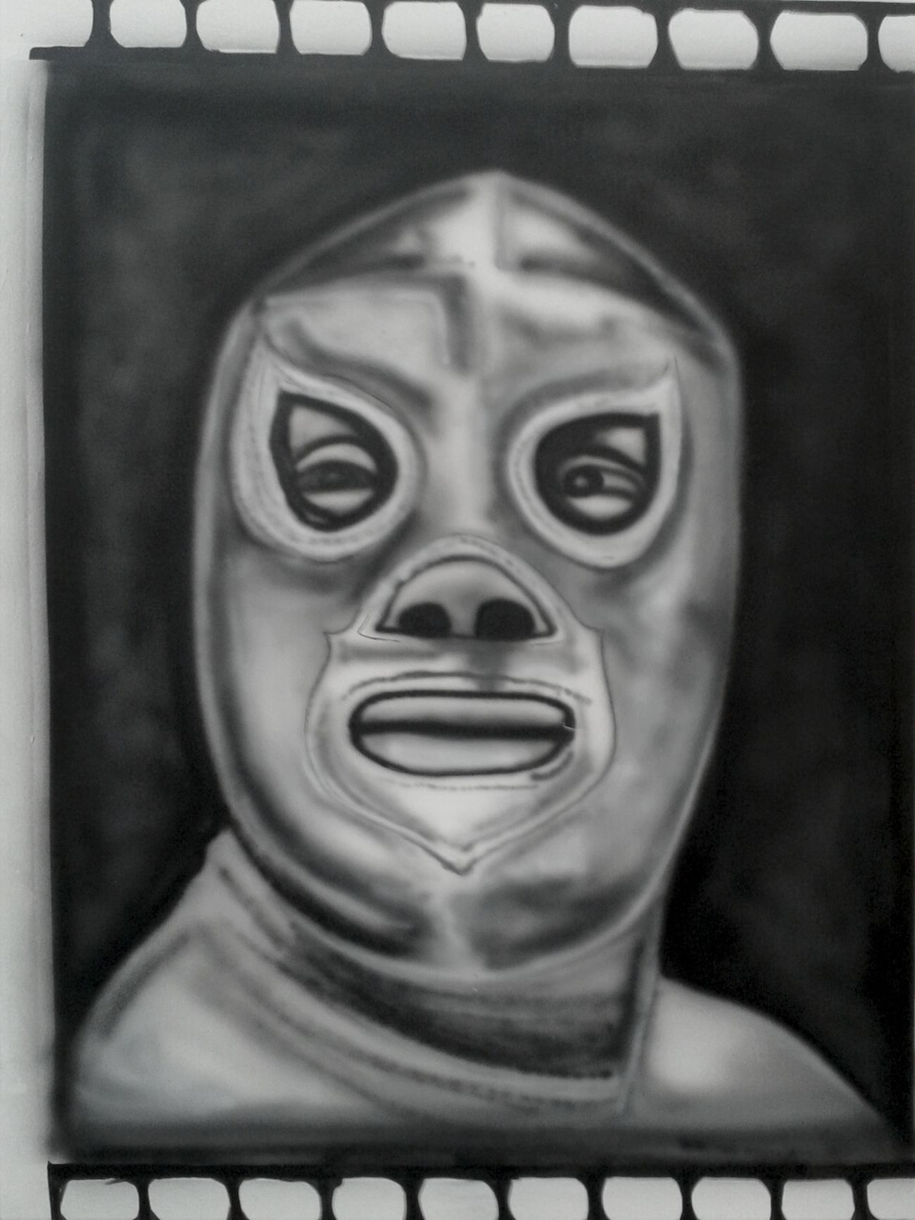 El Santo Cine Mexicano Hanging Out