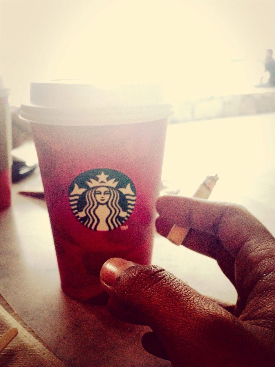 Coffee And Cigarettes White Mocha ?☕️?