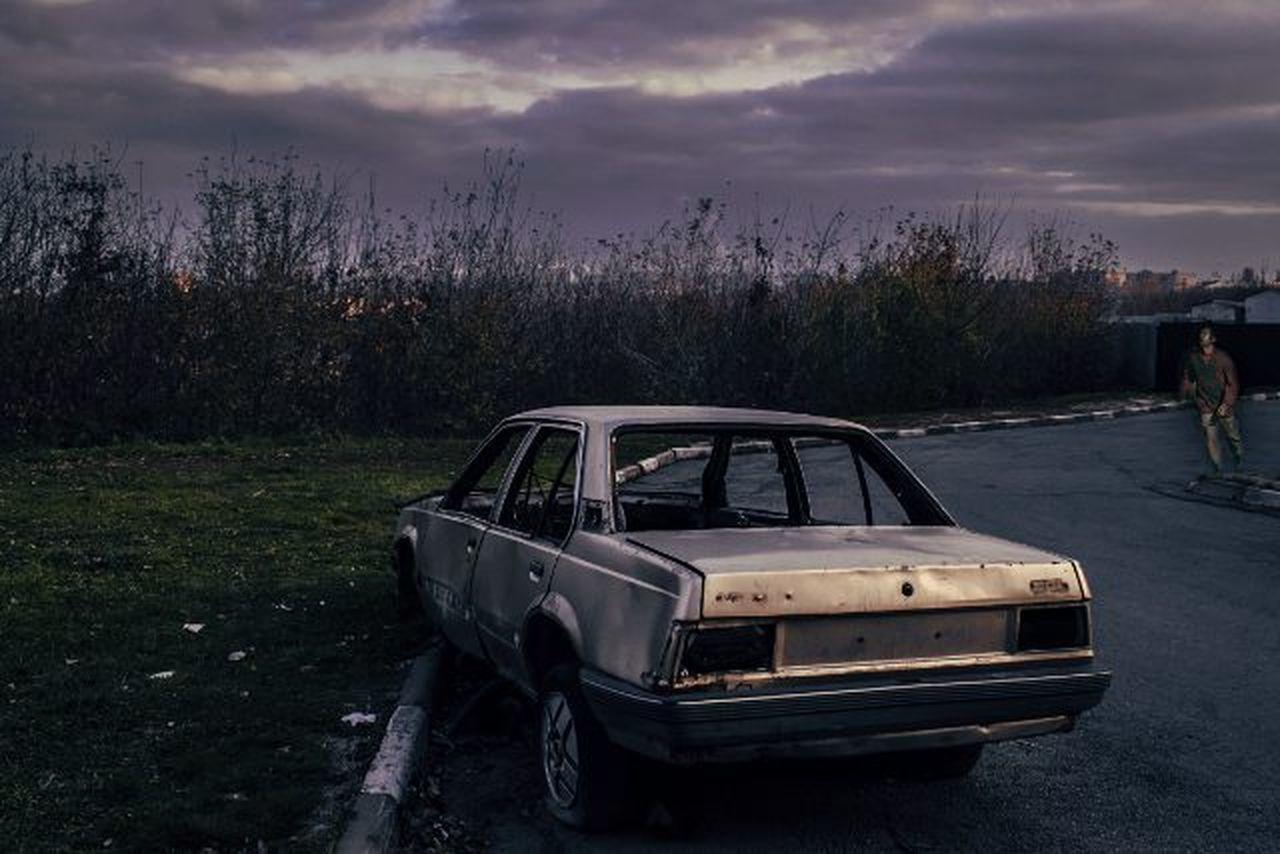 Apocalypse Apocalypse Apocaliptic Zombie Zombies  Walkingdeadstyle Oldcars Lipetsk