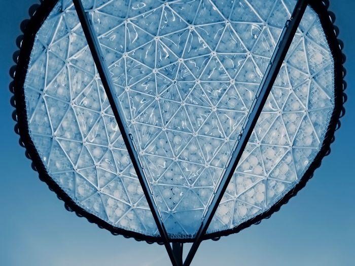 Blue Architecture Architectural Feature Blue Color