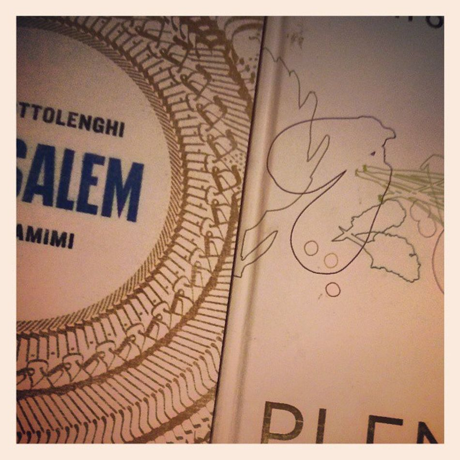 When in doubt... Ottolenghi