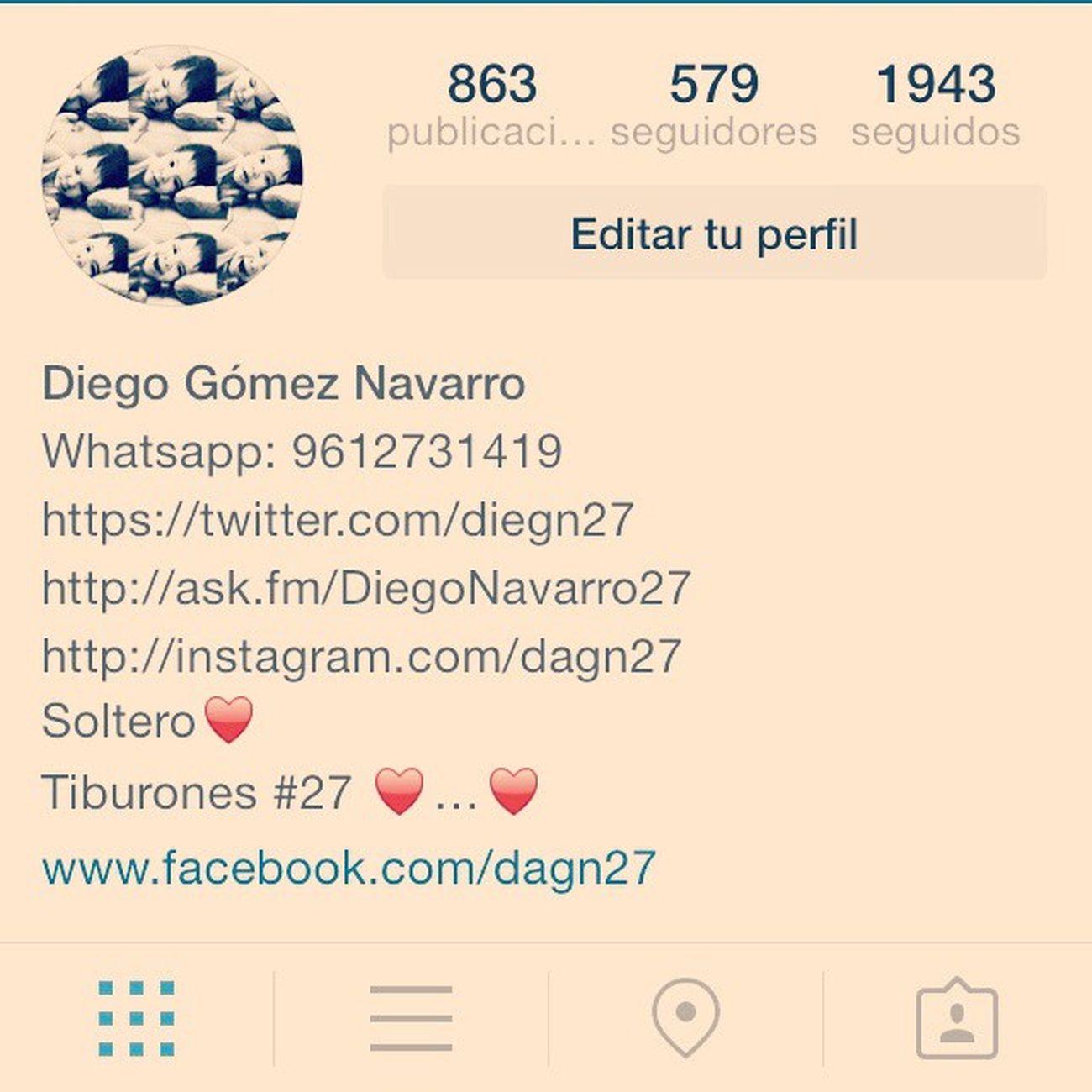 Instagram Nasville SOLTERO DAGN ♪♥♠♦♣