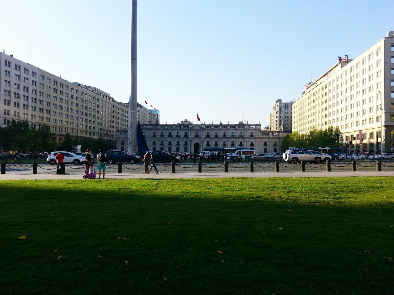 Chile♥ La Moneda-Casa De Gobierno