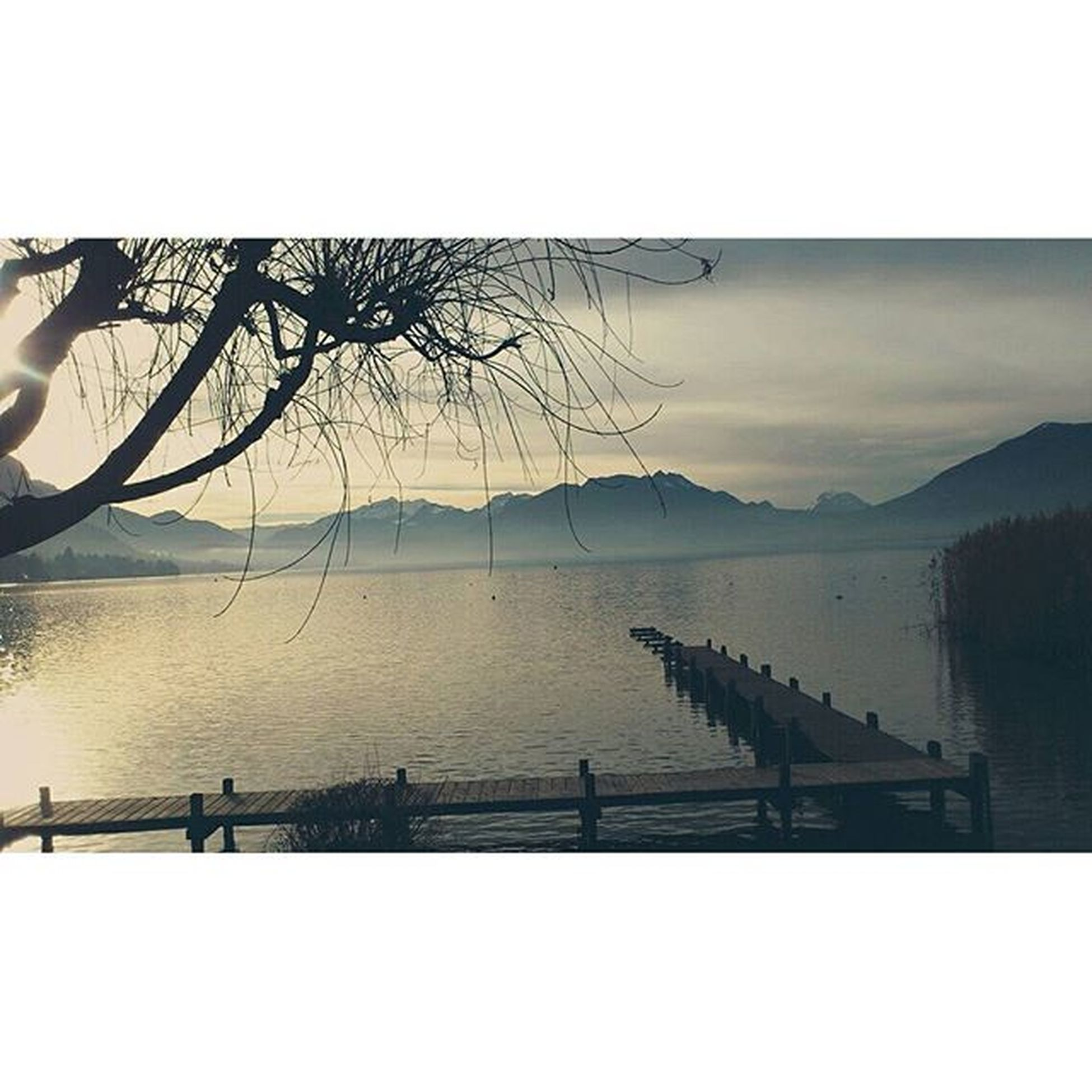 Douceur hivernale. J-10. Annecy Lake Petitport Sweetlight Calm Wild Awesome Peacefull