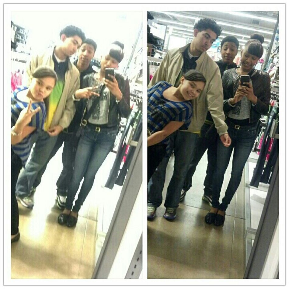 My Brothers And Sister! <3