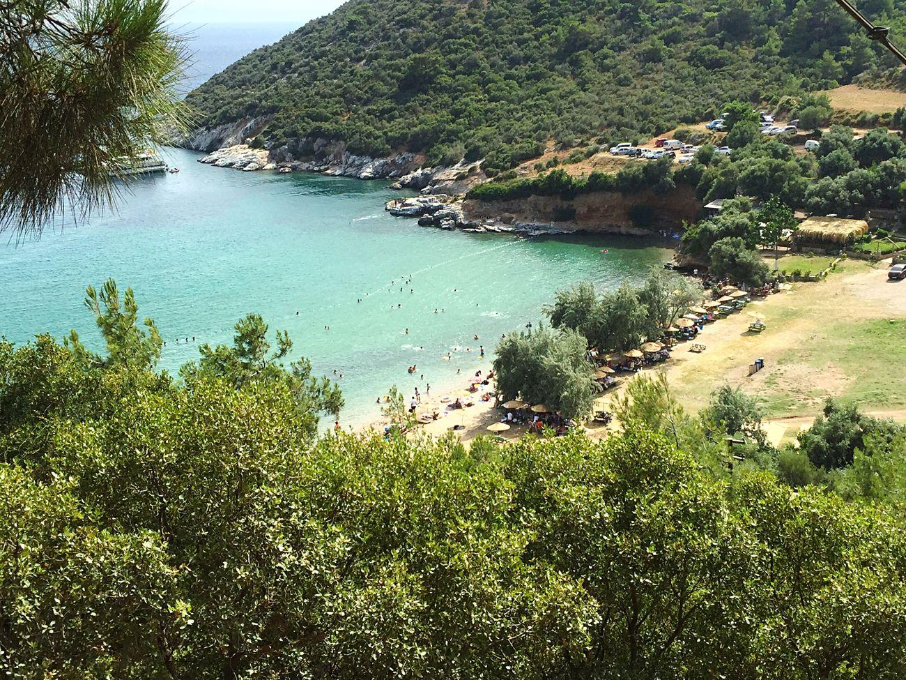 Izmir Ozdere Kargacıkkoyu Beach Sea Summer 🌞