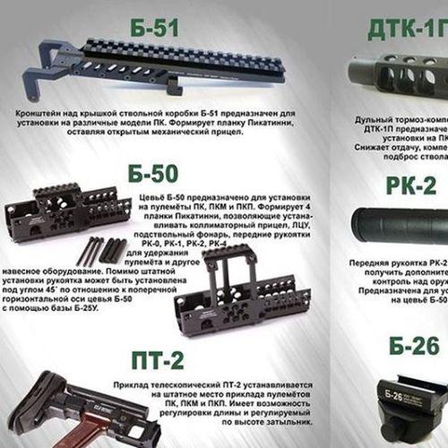 мастхэв MustHave Zenitco Zénith  Custom Tuning Pkm 762 Quadrail Tactical обвес тюнинг ПКМ пкп