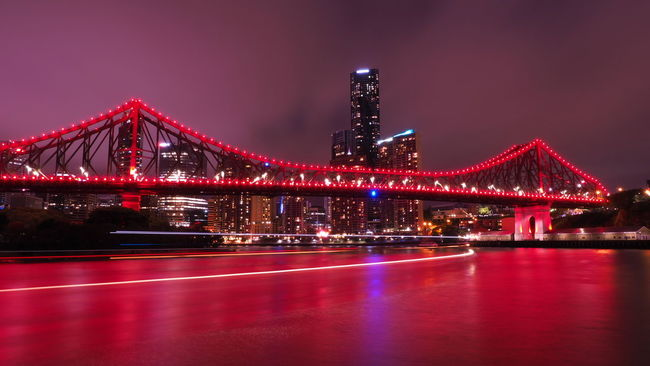 Color Palette Brisbane City Brisbane Australia Brisbane River Red Red Color