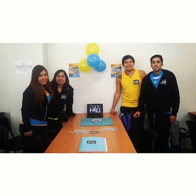 Coliseum futnnes & sport 💪 Instasize Administraciondeempresas PF2015 Proyecto Losmejores Santotomas Elprimeroenchile 🏁🎽😄🙋