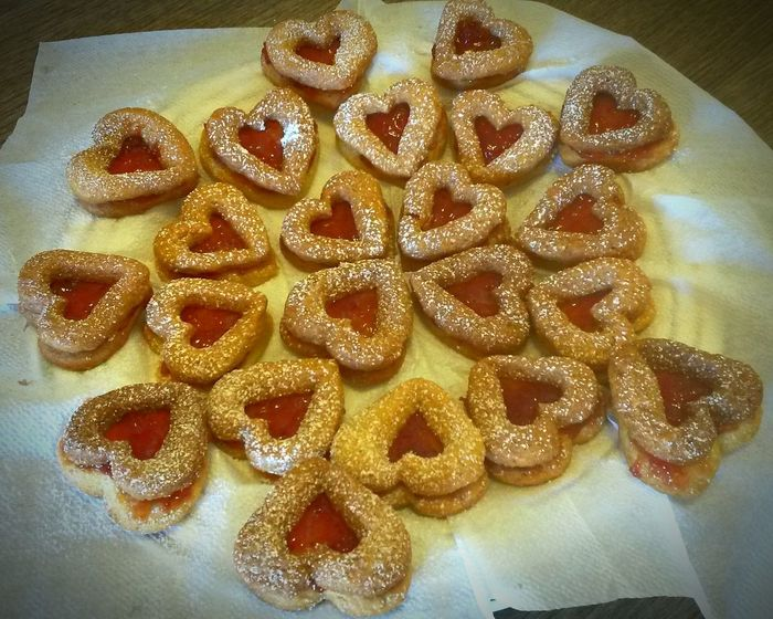 Sweetness Cookies Sweet Love Hate Hearts Cuori Marmellata Marmalade