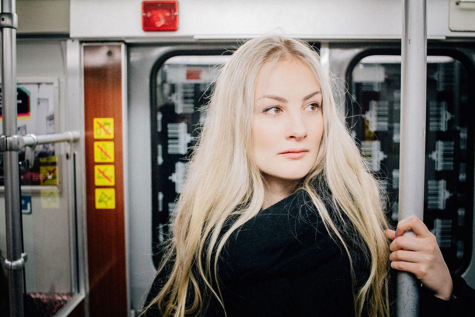 Beautiful stock photos of haare, 20-24 Years, Berlin, Blonde Hair, Caucasian