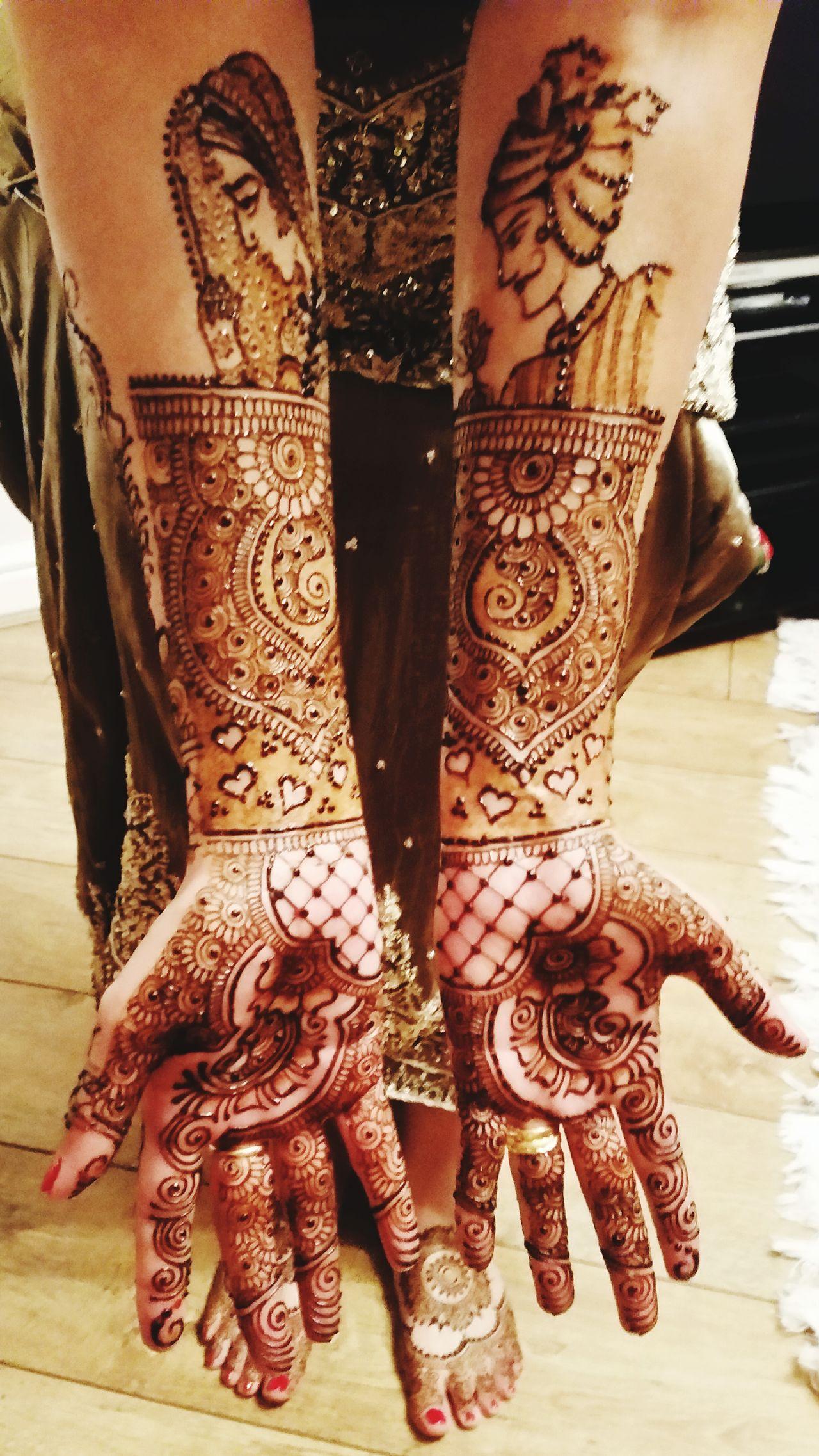 Wedding Mehndi Indian Wedding♥ My Special Day