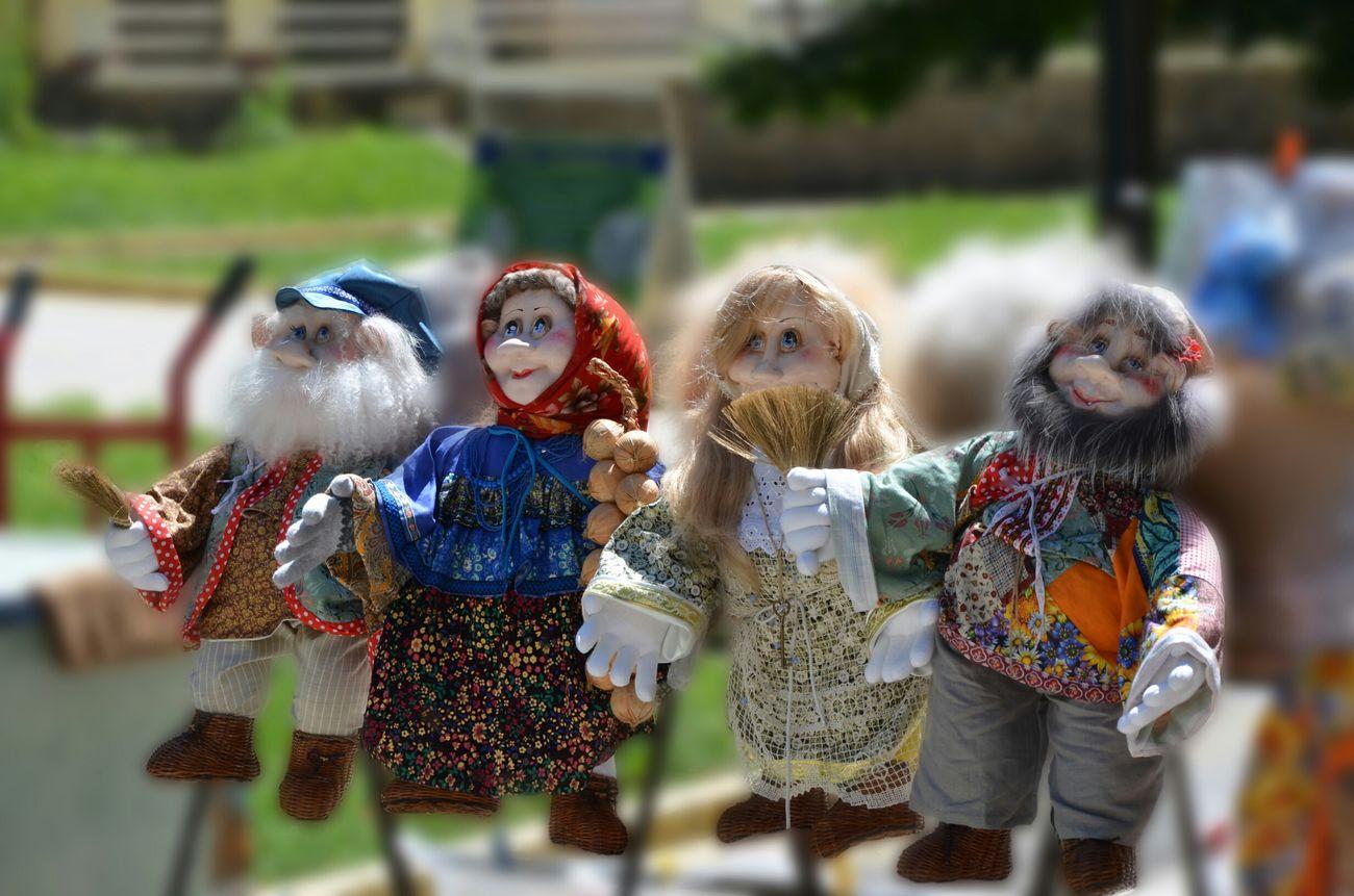 Russia Russian Style Russian Dolls Dolls Домовые, хранители дома