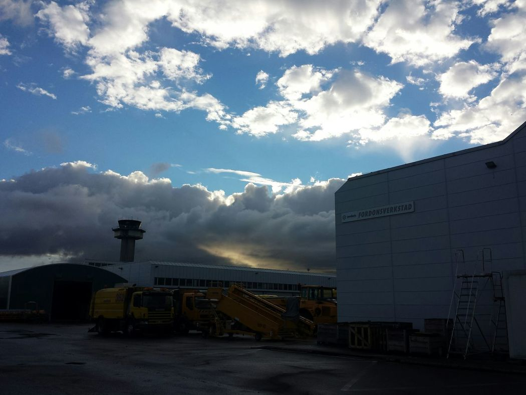 WeatherPro: Your Perfect Weather Shot Sky_collection Skyporn Airport Controltower its a big.. big world and i feel small sometimes. 😚
