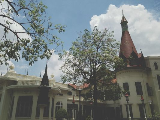 Phya Thai Palace at พระราชวังพญาไท (Phya Thai Palace) by jmee