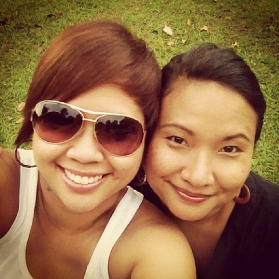 Me and my sis