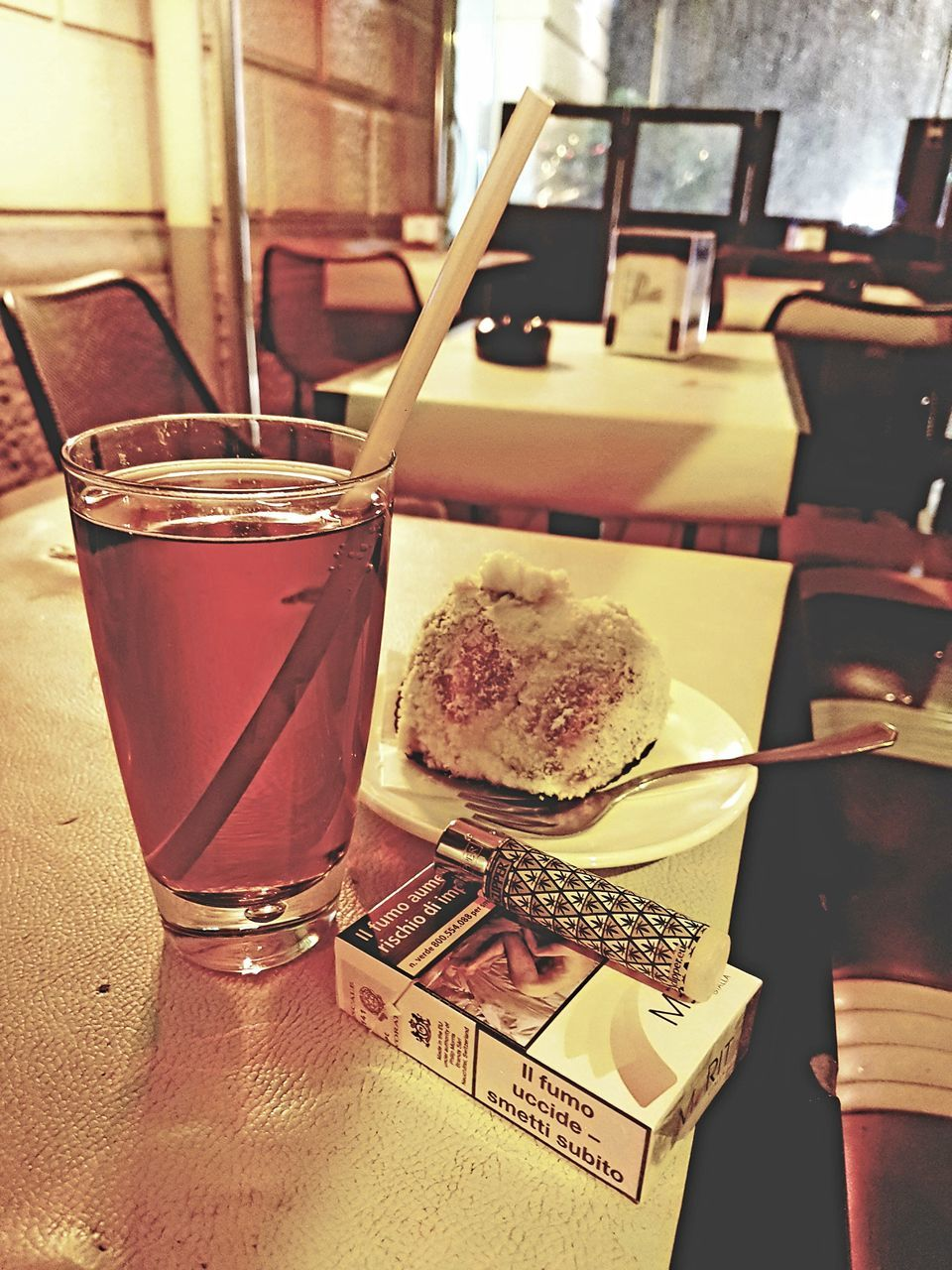 table, food and drink, indoors, drinking glass, drink, food, drinking straw, no people, close-up, freshness, sandwich, ready-to-eat, day
