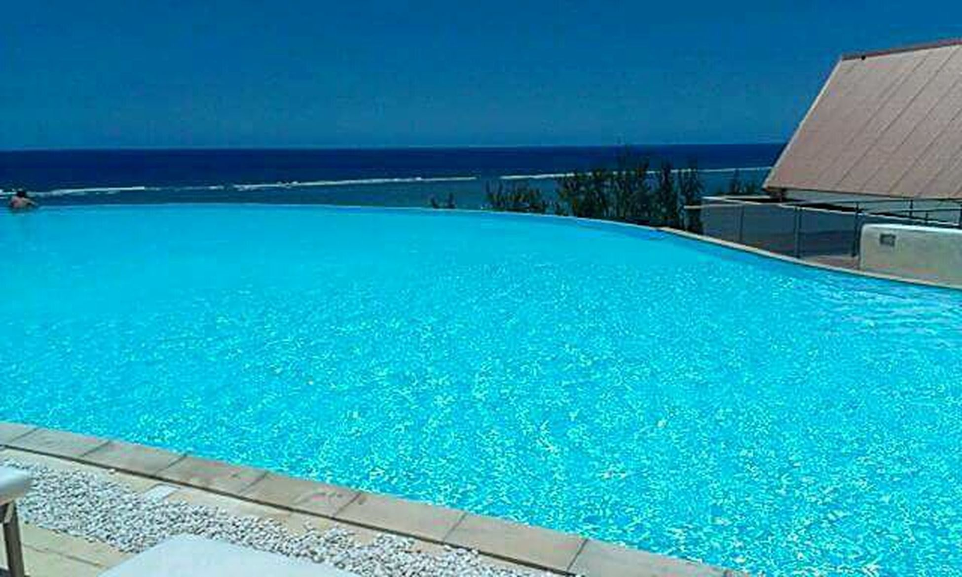 Colour Palette Colour Of Life Swimming Pool Blue Wave Blue Sky Blue Everything Relaxing Check This Out Taking Photos Hello World Akoya Hotel And Spa Reunion Island