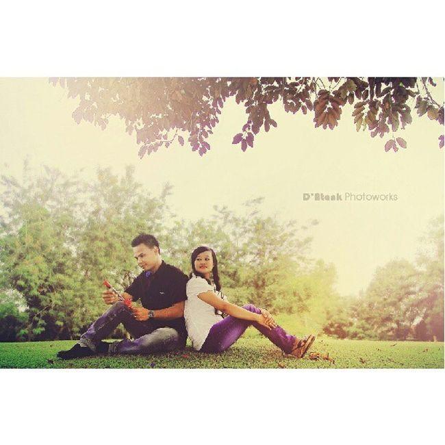 Aroel & Nany Preweed Couple Photoshoot Instabanjar Instatanjungtabalong Instapahuluan Summer