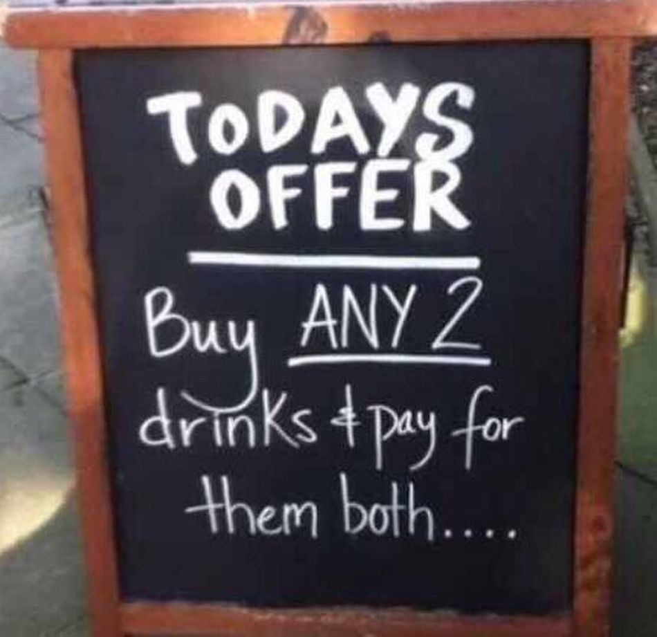 Comedy Signs Sale Offers