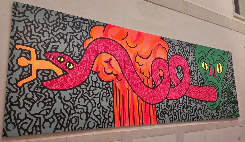 104 Keith Haring